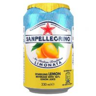 Sanpellegrino Cans Lemonata 24 x 330ml
